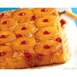 Pineapple Upside-Down Cake II Allrecipes.com