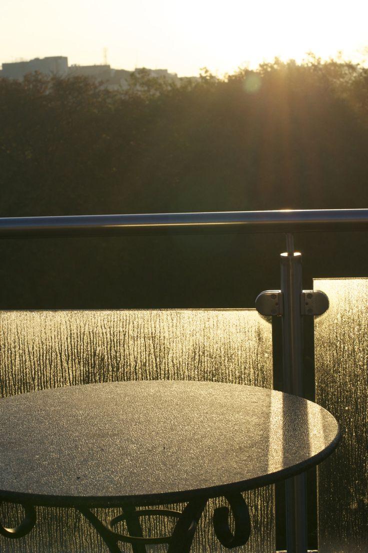 salt & sparkle - Home - Stay in - Fitzwilliam HotelDublin sunrise over St Stephens Green
