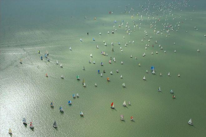 #Blue #Ribbon #sailing #regatta #championship #Balaton #lake #Hungary #Europe #world