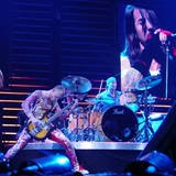 Red Hot Chili Peppers on tour this summer