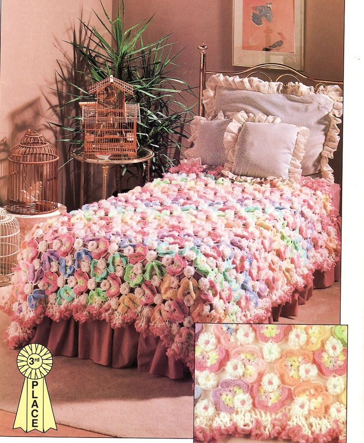 684 Best Images About Bedspreads On Pinterest