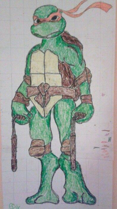 Michelangelo - Ninja Turtle
