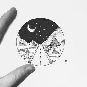 """2,526 Likes, 10 Comments - Eva Svartur (@eva.svartur) on Instagram: """"Take me away.. #illustration #illustrator #design #sketch #drawing #draw #ink #pen #linework…"""""""