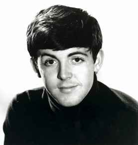 """Paul McCartney, 5'11"""" but perpetually soft and youthful"""