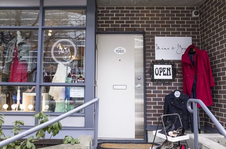 Vancouver Boutique Mine & Yours: What's Old Is New and Trendy Again