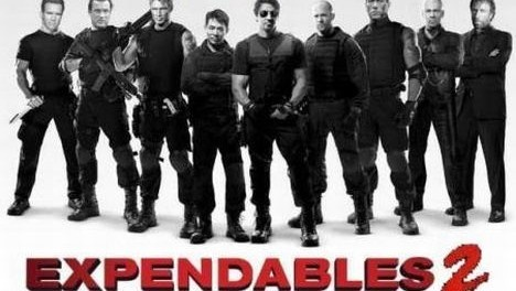 The Expendables 2  *   I can't wait August 17th