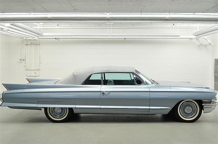 50 Years Owned 1962 Cadillac Series 62 Convertible
