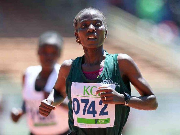 Ndereba optimistic ahead of 2016 Rio Olympic games