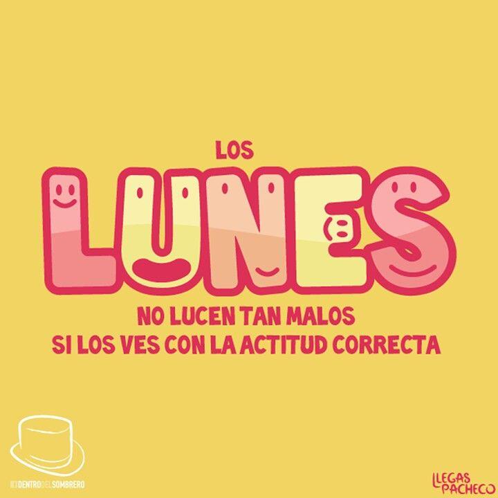 Adelante! #Lunes #Positivo | My favorite Quotes ...