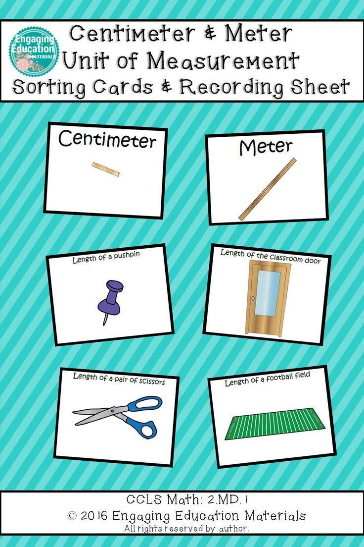 54 best Measurement- 4th Grade Math images on Pinterest | School ...