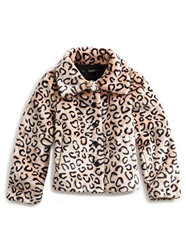 dfa403c4b Girl's Susie Faux-Fur Jacket (7-16)   Catch   Faux fur jacket, Fur ...