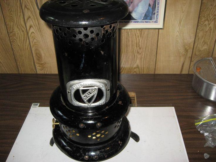 1940 U0026 39 S Vintage Valor Junior Kerosene Heater Black Stove
