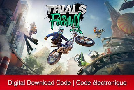 Ubisoft Switch Trials Rising [Download]