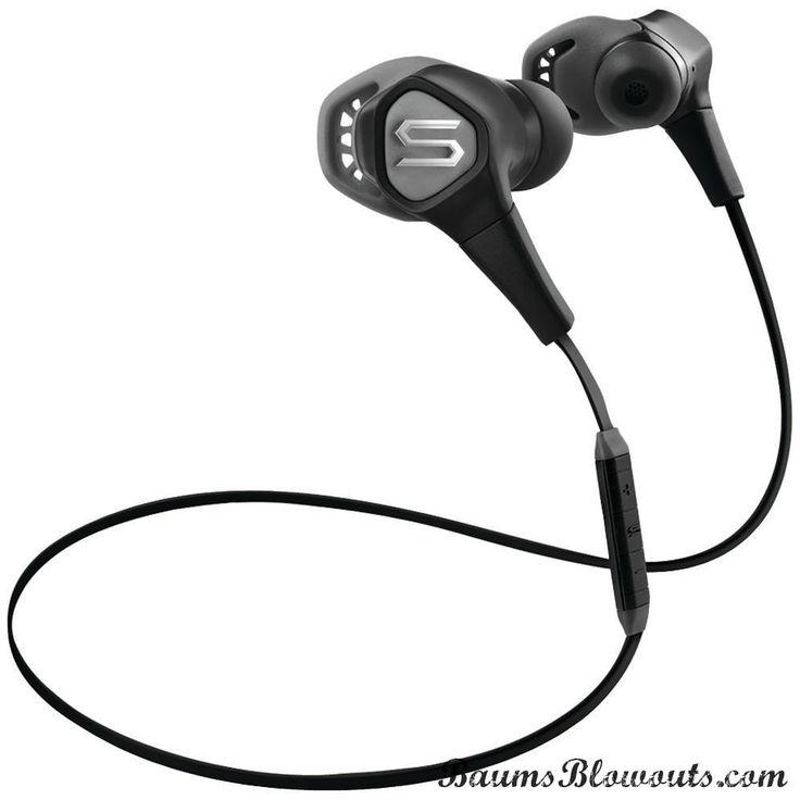 Soul Run Free Pro Hd Bluetooth Sport Earbuds (black)
