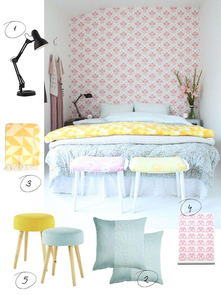 Schlafzimmer Pastelltöne # Goetics.com > Inspiration Design Raum und Möbel für Ihre Wohnkultur