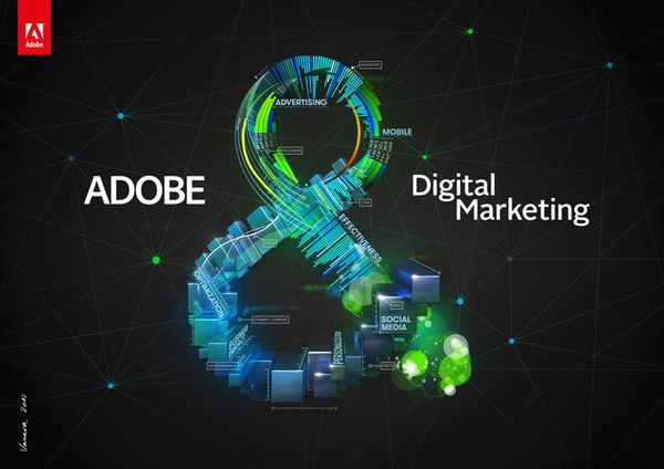 Digital Marketing / sellthinair (almost) ... exactly! Adobe & by Vasava