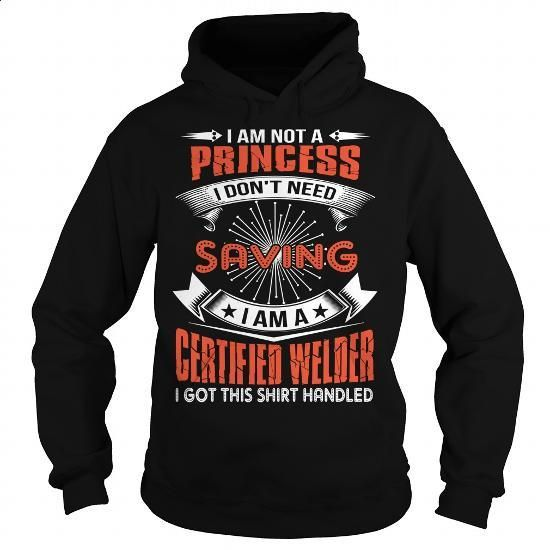 CERTIFIED WELDER - #shirt #sleeve. ORDER HERE => https://www.sunfrog.com/LifeStyle/CERTIFIED-WELDER-101734013-Black-Hoodie.html?60505