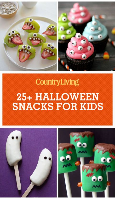 17 best images about halloween food and treats on for Halloween cooking ideas for preschool