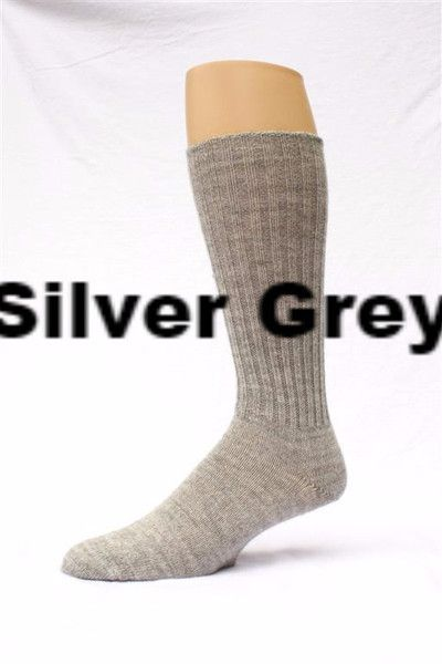 These popular classic alpaca socks are perfect for breathability and comfort in summer as they are for warmth in winter. The Classic alpaca sock is great for an upscale casual look.