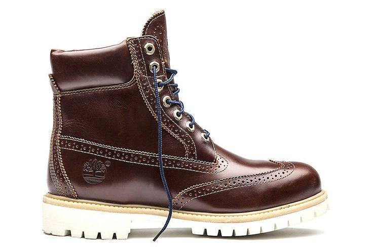 "Timberland better come allllllll the way thru!!! Icon 6"" Waterproof Brogue Boot"