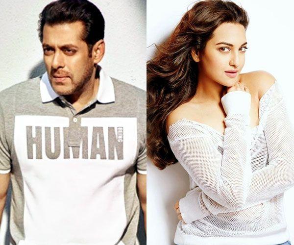 Sonakshi Sinha: Not in awe of Salman Khan #FansnStars