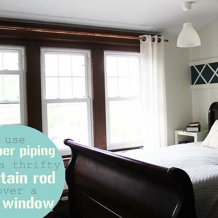 Best Copper Curtain Pole Ideas On Pinterest Curtain Poles