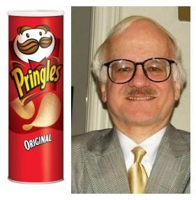 El hombre que fue enterrado en una lata de Pringles