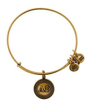 Alex and Ani Alpha Phi Bracelet