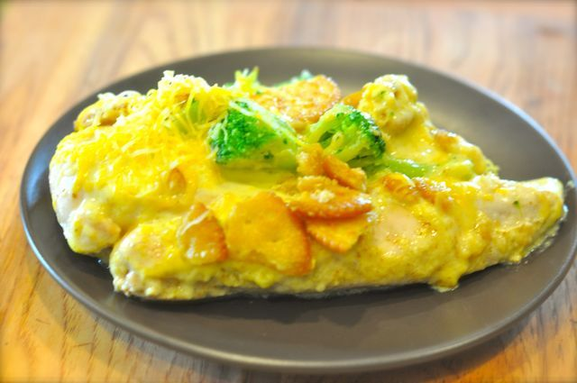 CopyKat's Cracker Barrel Broccoli Cheddar Chicken
