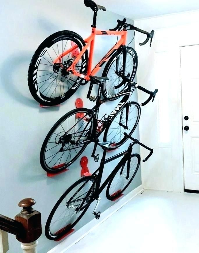 Hanging Bike Rack Ndash Fransavizesiinfo Hanging Bike Rack Bike