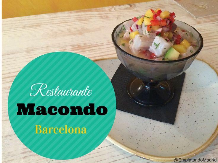 Restaurante Macondo Barcelona: sabores del caribe colombiano