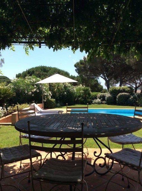 Villa for rent Saint-Tropez Center