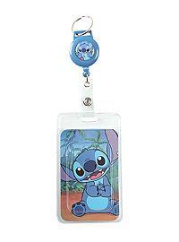 HOTTOPIC.COM - Disney Lilo & Stitch Retractable Lanyard