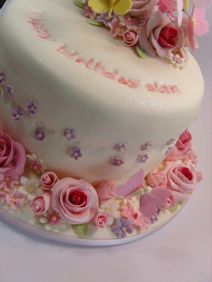 Delicati fiori colori pastello