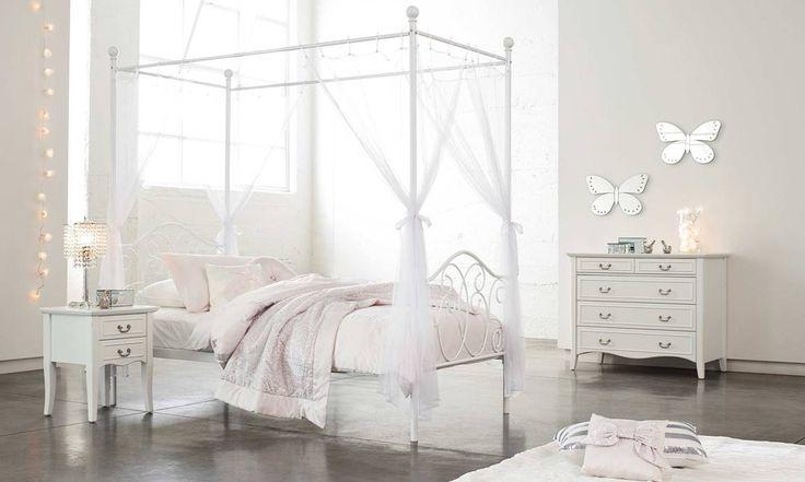 Ballet Bedroom Furniture by Insato from Harvey Norman NewZealand