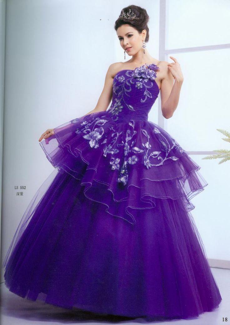 Mejores 102 imágenes de gowns en Pinterest | Vestido dulce, Trajes ...