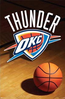 OKC Thunder Basketball