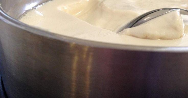 Never Fail Thick & Creamy Vanilla Yoghurt