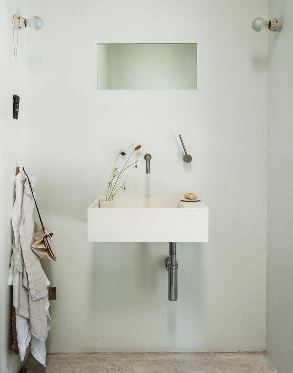 Minimalist Guest Room in LA - emmas designblogg