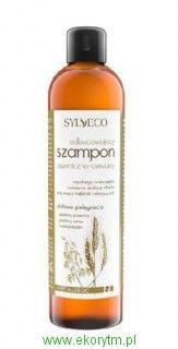 Odbudowujący szampon pszeniczno-owsiany Sylveco