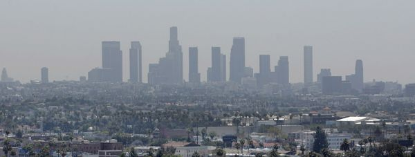 Californias blistering heat wave could produce very unhealthy levels of smog as temperatures continue to rise across the southern region of the state http://ift.tt/2scplMl