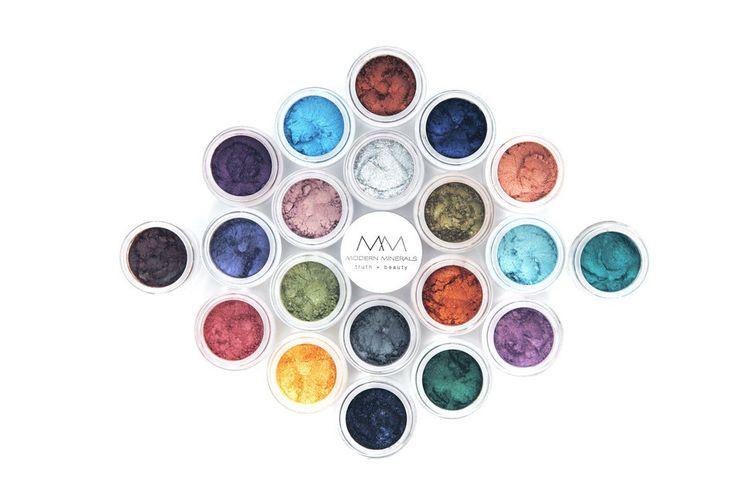 Modern Minerals - m o d e r n m i n e r a l s m a k e u p . c o m