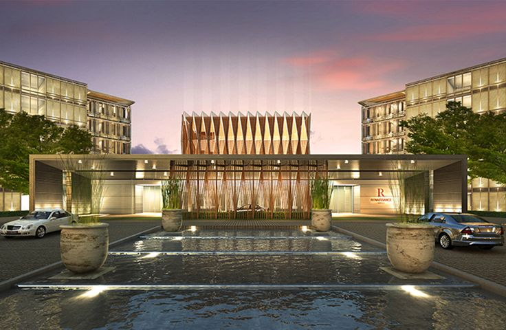 Renaissance & Courtyard BY Marriott | BLINK – Asia–born, Internationally Acclaimed Hotel and Resort Designers