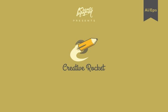 Creative Rocket Logo Template #badge #community  • Download here → http://1.envato.market/c/97450/298927/4662?u=https://elements.envato.com/creative-rocket-logo-template-Y36FC3