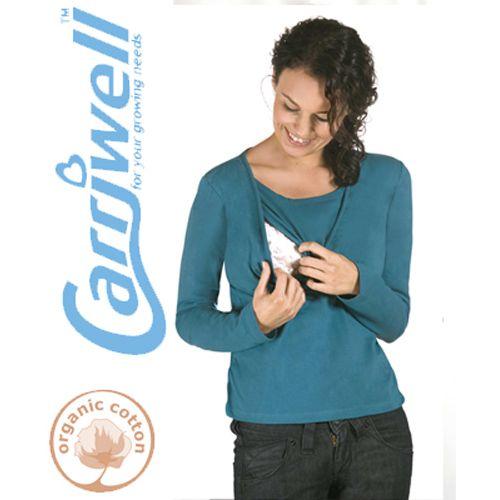 Top Lactancia manga larga -Modelo Kaj - Carriwell Cómoda pieza diseñada para ser usada en cualquier lugar y momento del día.  Discretas y cómodas aberturas para lactancia  Mas Info: http://www.petchibebe.com/shopping/products/141-Top/3789-Top-Lactancia-manga-larga--Modelo-Kaj---Carriwell/