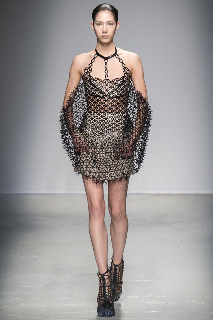 Iris Van Herpen Fashion Action Pinterest