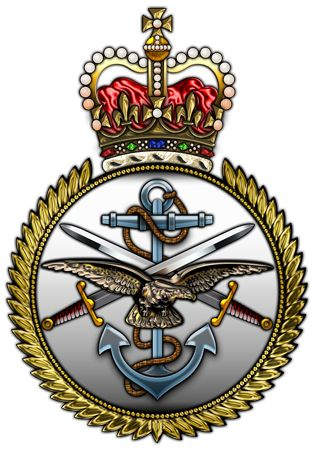British Armed forces badge