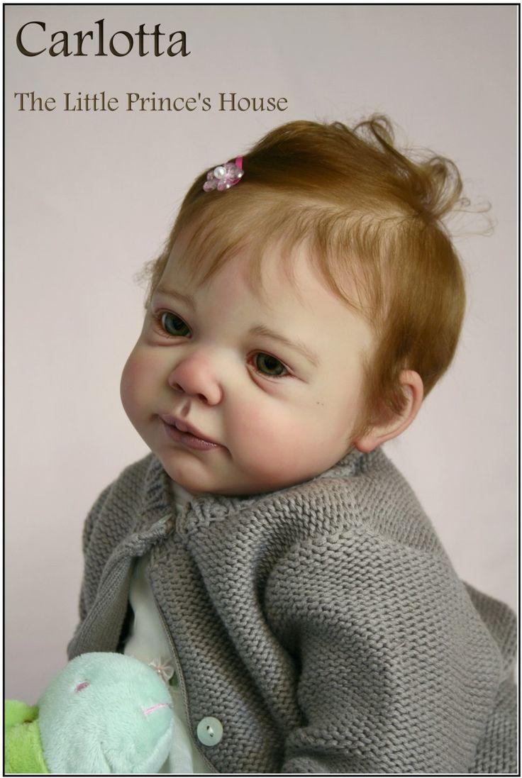 Sweet reborn baby girl
