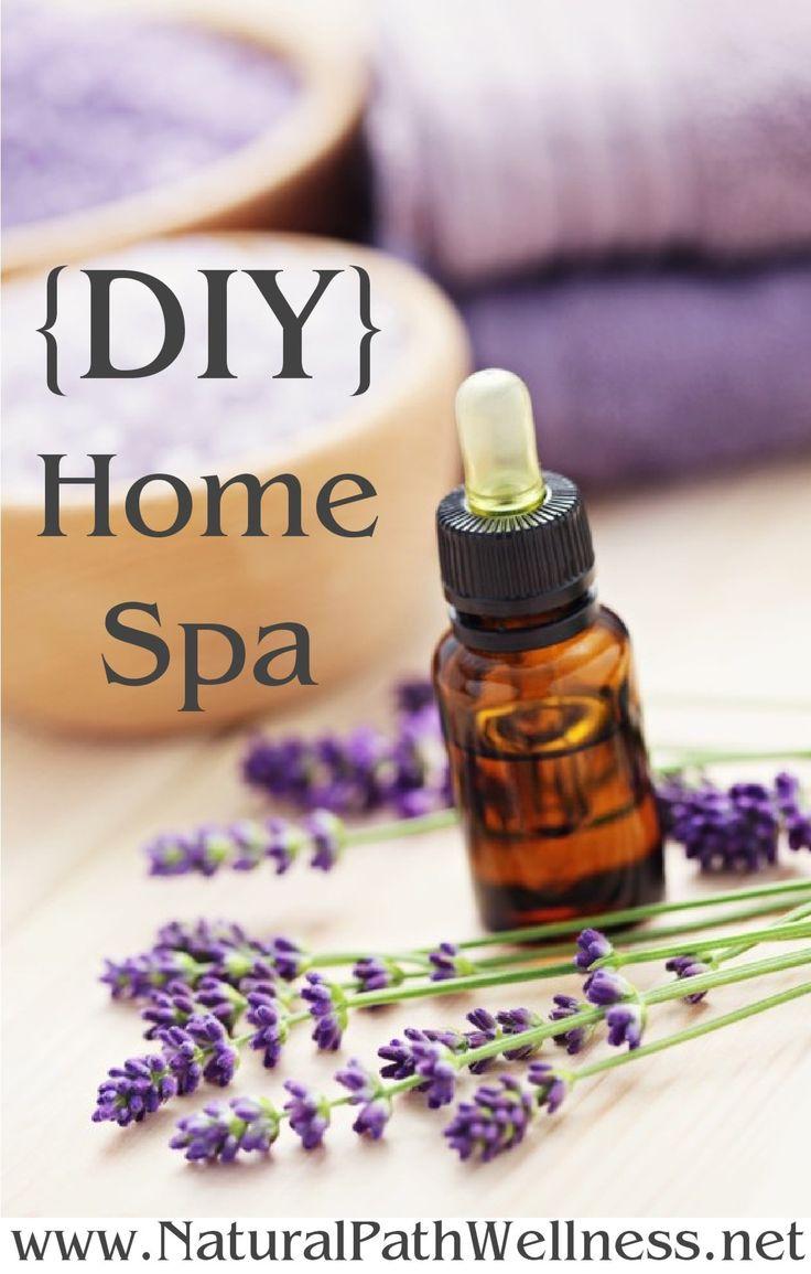 DIY Home Spa Recipes with doTERRA Essential Oils | Natural Path Wellness