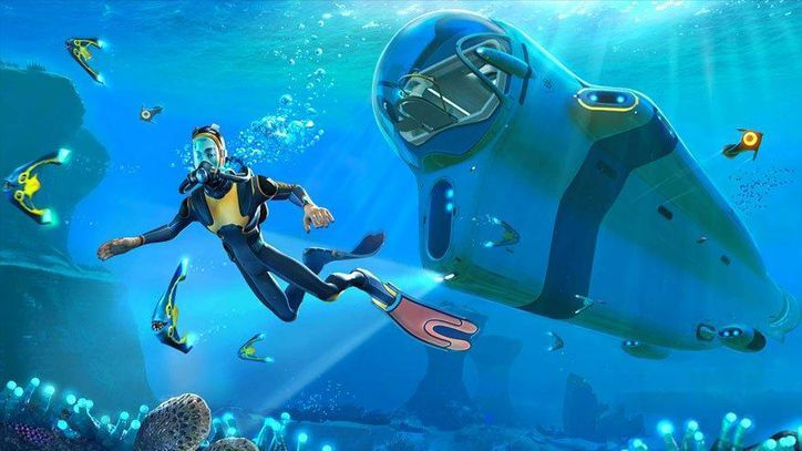 Epic Games is giving away Subnautica for free if you use ...